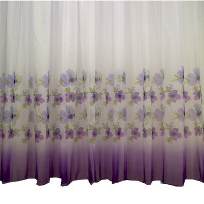 Perdea Velaria cu flori de campie 460x245 cm2