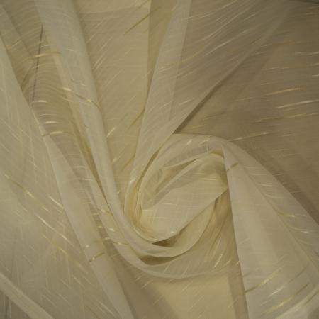 Perdea Velaria sable cu dungi, 90x245 cm1