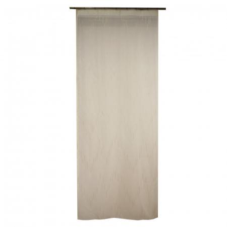 Perdea Velaria sable cu dungi, 90x245 cm0