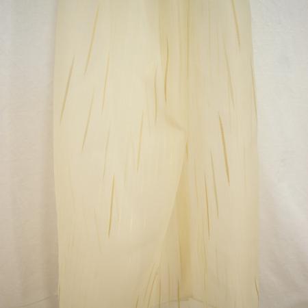 Perdea Velaria sable cu dungi, 90x245 cm2