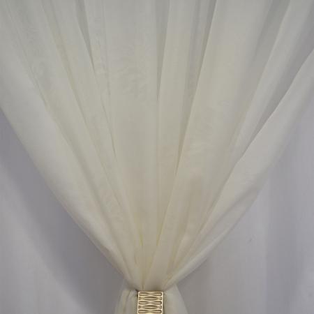 Perdea Velaria voal unt imprimat, 415x245 cm3
