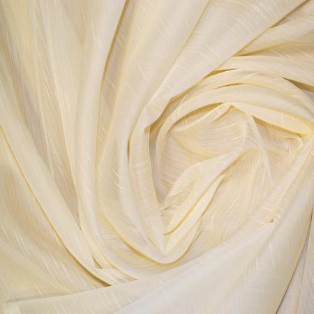 Perdea Velaria sable simplu crem, 95x180 cm1