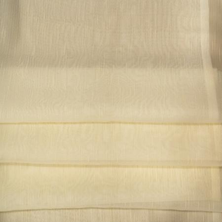 Perdea Velaria sable simplu crem, 95x180 cm2