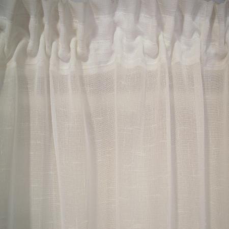 Perdea Velaria in simplu alb, 200x250 cm2