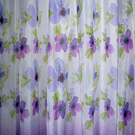 Perdea Velaria voal flori mov450x2451