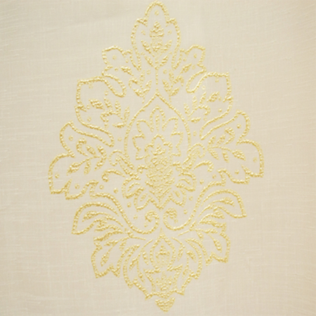 Perdea Velaria in baroc unt, 340x245 cm2