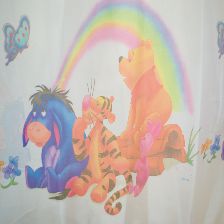 Perdea Velaria Winnie the Pooh, 330x240 cm4