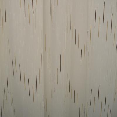 Perdele  Velaria sable cu flori cu linii w 310x245 cm4