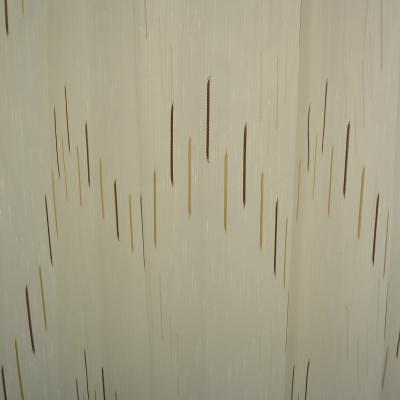 Perdele  Velaria sable cu flori cu linii w 310x245 cm3