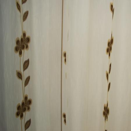Perdele Velaria Sable floare wenge 220x245 cm [2]