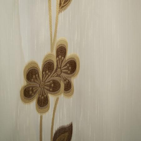 Perdele Velaria Sable floare wenge 220x245 cm [1]