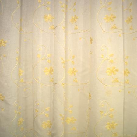 Perdele Velaria in flori gold 260x2451