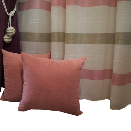 Perna Velaria roz 40/40 cm2