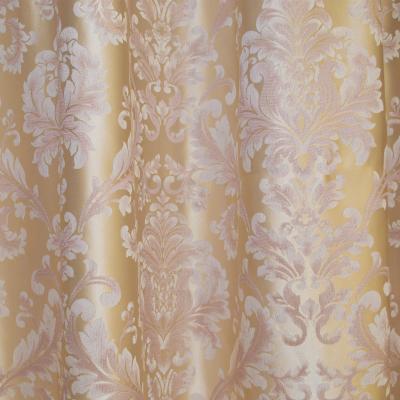 Set draperii sama roz, unicat, 2x160x220 cm2