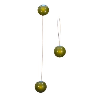 Set 2 magneti decorativi cu sufa metalica 28 cm2