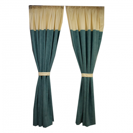 Set draperii Velaria, 2*160x230 cm [2]