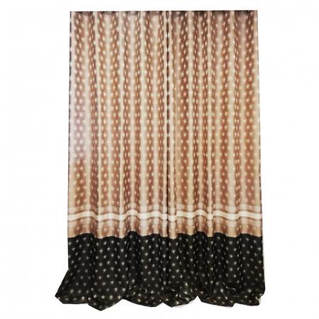 Set draperie Velaria Tafta 2 culori 140X260X2 [1]