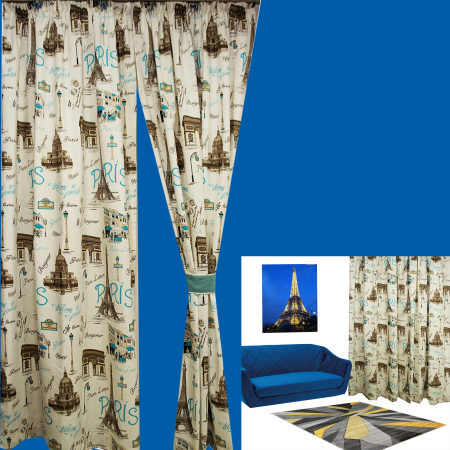 Set Draperie Velaria In Paris Blue3