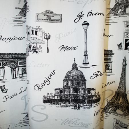 Set Draperie Velaria In Paris Gri [3]
