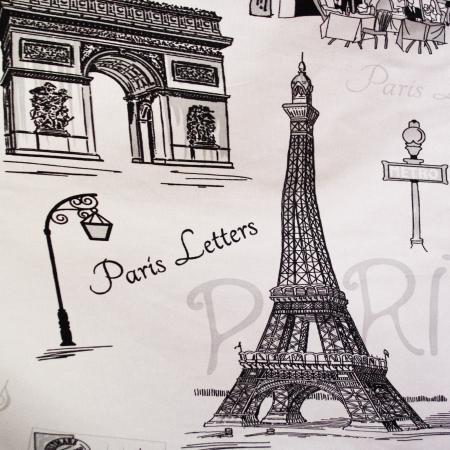 Set Draperie Velaria In Paris Gri [5]