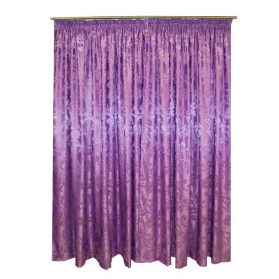 Set draperii mov, 2x220x245 cm1