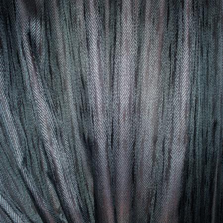 Set draperii marin, 2*170x243 cm2