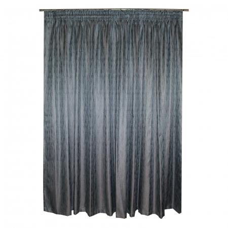 Set draperii marin, 2*170x243 cm3