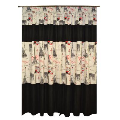 Set draperii Velaria bonjour, 2x155x250 cm1
