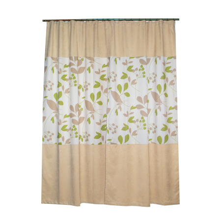 Set draperii Velaria herbal, 2x110x230 cm2