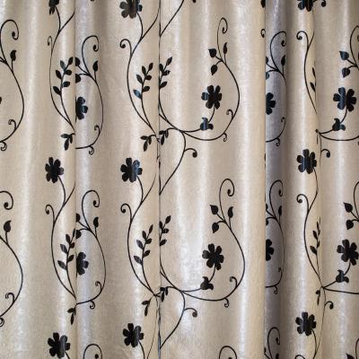 Set draperii Velaria blackout gri cu negru cu 2 fete, diverse dimensiuni6