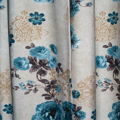 Set draperii Velaria blue, 300 x 260 cm3