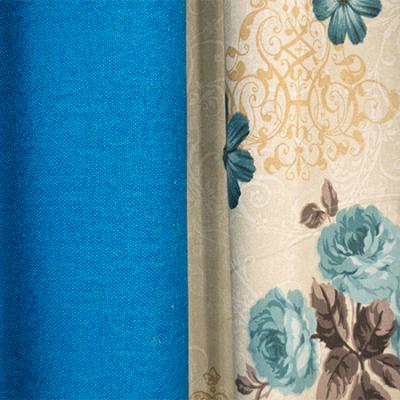 Set draperii Velaria blue, 300 x 260 cm2