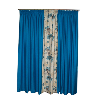Set draperii Velaria blue, 300 x 260 cm1