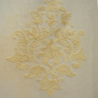 Perdea Velaria cu imprimeu baroc bej, diverse dimensiuni [3]