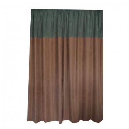 Set draperii Velaria, 2*140x230 cm3