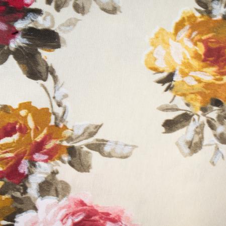 Set draperii Velaria cu trandafiri2