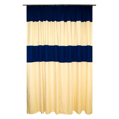 Set draperii Velaria albastru marin, 2x130x245 cm1
