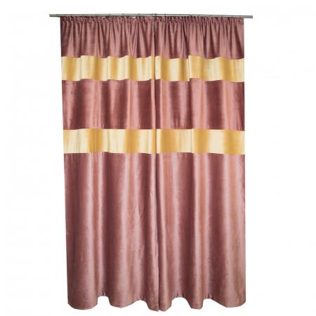 Set draperii Velaria catifea, 2*110x260 cm1