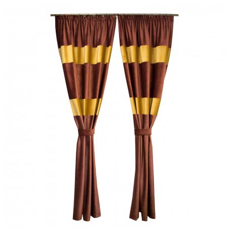 Set draperii Velaria catifea, 2*110x260 cm0