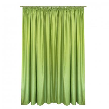 Set draperii Velaria soft verde deschis, 2*200x245 cm1
