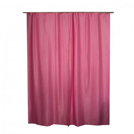 Set draperii Velaria soft roz, 2*110x245 cm2
