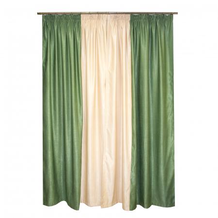 Set draperii Velaria in 2 culori, 2*160x245 cm1