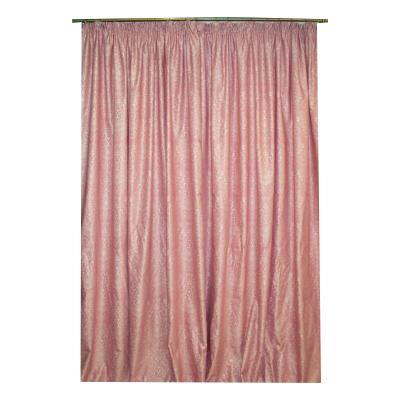 Set draperii Velaria tafta roz pictata cu rejansa, diverse dimensiuni [3]