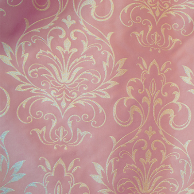 Set draperii Velaria tafta roz pictata, diverse dimensiuni [2]