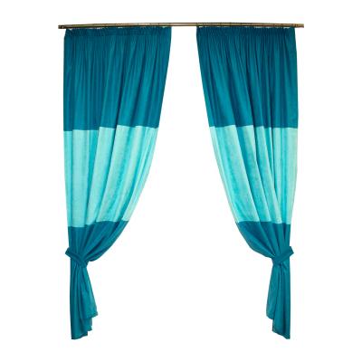 Set draperii Velaria turcoaz, diverse dimensiuni0