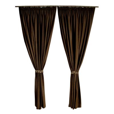 Set draperii Velaria catifea wenge, diverse dimensiuni0