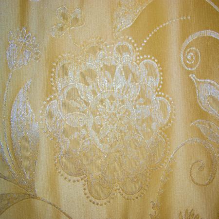Set draperii Velaria tafta cu flori, 2x145x260 cm3