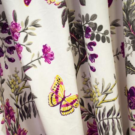 Y14 Draperie Velaria teflonata Butterfly0