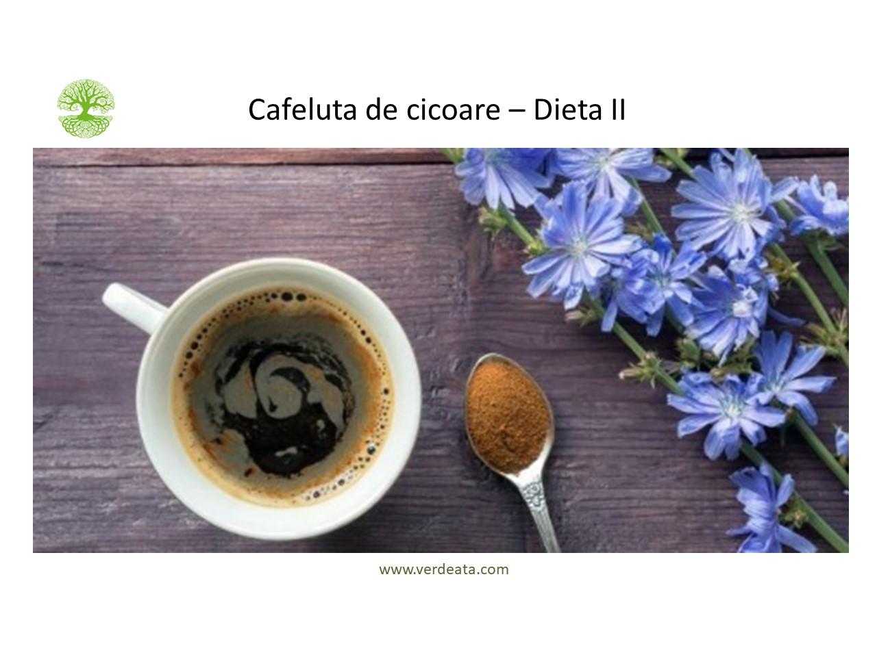 Mic răsfăț în loc de cafea - Dieta II