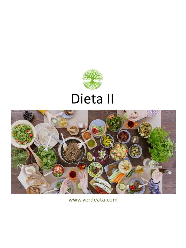 Dieta II - 80% crudă